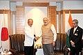 Chairman of Nippon Foundations meets PM Modi in Japan.jpg