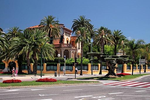 Chalet Bonet, Passeig Jaume I, Salou