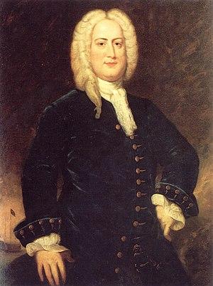 Chaloner Ogle - Sir Chaloner Ogle