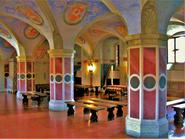 Chamber of Deputies of Polish Sejm in Warsaw Royal Castle