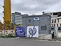 Chantier Ligne 15 Métro Plaine Stade France St Denis Seine St Denis 2.jpg
