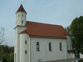 Achstetten - Chapel of the Annunciation