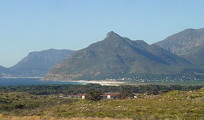 How to get to Chapman'S Peak with public transport- About the place