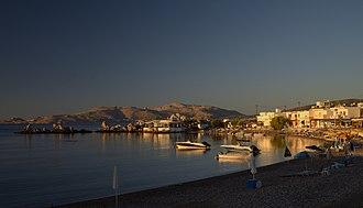 Charaki - Image: Charaki Rhodes Greece D