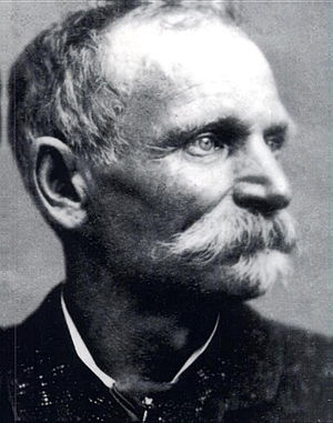 Black Bart (outlaw) - Image: Charles Bowles aka Black Bart