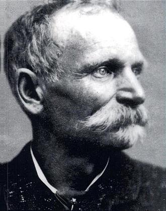 Black Bart (outlaw) - Image: Charles Bowles aka Black Bart