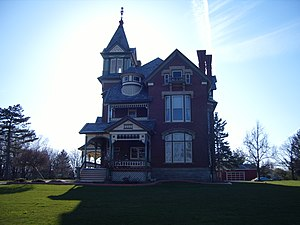 National Register of Historic Places listings in Hancock County, Ohio - Image: Charles H. Bigelow House