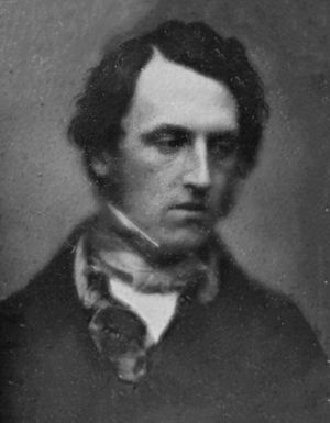 Charles Canning, 1st Earl Canning - Canning c. 1840s by Richard Beard