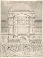 Charles Percier, Crowd in Front of the Tuileries Palace During the Wedding of Napoleon to Marie-Louise of Austria.jpg