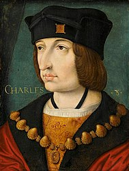 Charles VIII of France (1470-1498)
