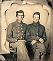 Charles W. Faust and David Clinton Faust, Company B, 10th Alabama Infantry.jpg