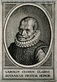 Charles de l'Écluse or Carolus Clusius (1526 – 1609) Wellcome V0003457.jpg