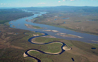 national park and preserve of the United States located in east central Alaska