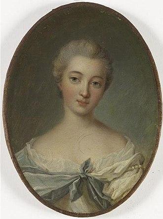 Charlotte de Rohan - Image: Charlotte de Rohan, Princess of Condé by Ribou