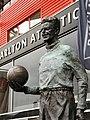 Charlton Athletic, Sam Bartram statue - geograph.org.uk - 19078.jpg