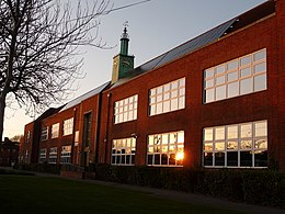 bournemouth school wikipedia
