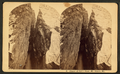 Chasm at Sch'r (Schooner) Head, Mt. Desert, Me, by B. Bradley.png