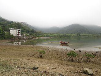 Chek Keng - A foggy spring day