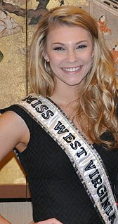Miss West Virginia USA organization