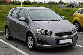 image illustrative de l'article Chevrolet Aveo