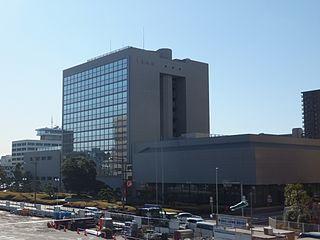 千葉銀行の本店営業部