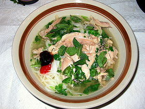 English: Probably the best Vietnamese soup, Ph...