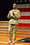 Chief Master Sgt. of the Air Force visit USASMA DSC 0159 (37535040531).jpg