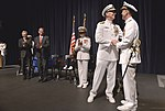 Chief of Naval Operations change of command ceremony, September 2015 150918-D-NI589-363 (21512107532).jpg