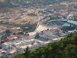 San Giovanni Rotondo Italy Map.San Giovanni Rotondo Travel Guide At Wikivoyage