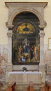 Chiesa di San Giobbe, Restituzione della pala di Giovanni Bellini.jpg
