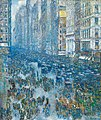 Childe Hassam - Fifth Avenue, 1919.jpg