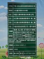 China Life Taipei College development construction sign 20170813.jpg