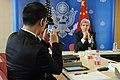Chinese Reporter Takes Photo of Secretary Kerry (12538003983).jpg