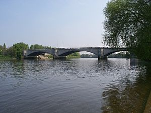 Chiswick Bridge - Chiswick Bridge