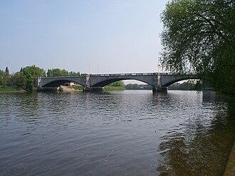 Chiswick Bridge - Chiswick Bridge