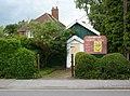 Chobham Gospel Hall - geograph.org.uk - 1358296.jpg