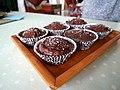 Chocolate muffins 2016.jpg