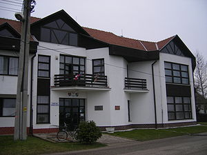 Chotín - Chotín town hall