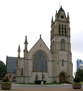 church in Detroit, Michigan