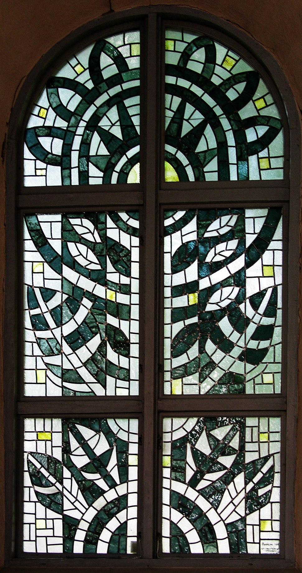 Christinae kyrka tree of life01