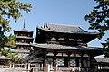 Chumon (inner gate) and Pagoda (5242656081).jpg