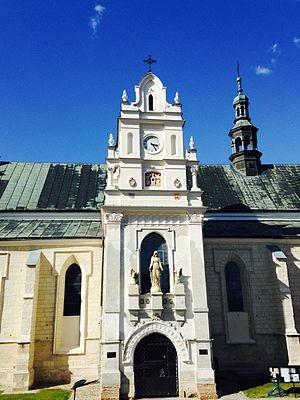 Kraśnik - Church of the Assumption in Kraśnik