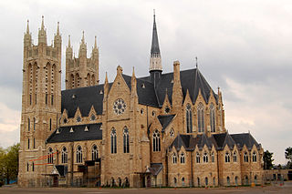 Basilica of Our Lady Immaculate Church in Ontario, Canada