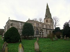 Church of St John the Baptist, Harringworth - geograph.org.uk - 1745372.jpg