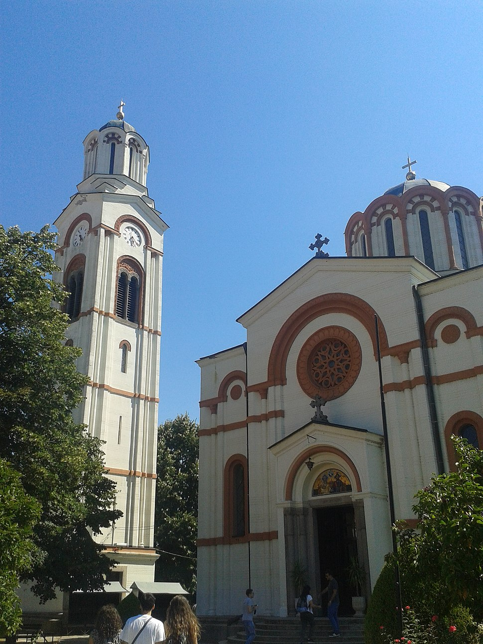 Church of the Holy Trinity in Trstenik 2