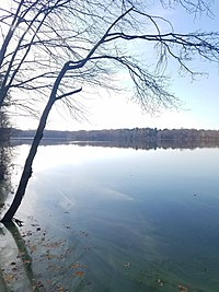 Churchville Reservoir in mid-November.jpg