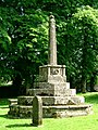Churchyard cross, Doulting, Somerset - geograph.org.uk - 1358164.jpg