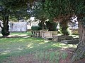 Churchyard in Poole Keynes - geograph.org.uk - 1747506.jpg