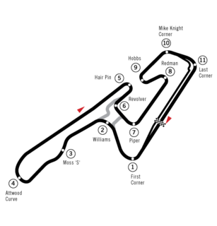 Formula One motor race held in 1994