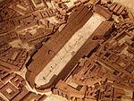 Circus Maximus, plan de Rome de Paul Bigot, université de Caen MRSH.JPG